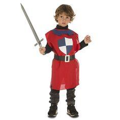 Disfraz de Cruzado Medieval para niño #disfraces #carnaval #novedades2017