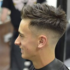nice 50 Stunning Men's Haircuts For Thin Hair – Styles That Fit Your Lifestyle Check more at http://stylemann.com/best-haircuts-for-thin-hair/