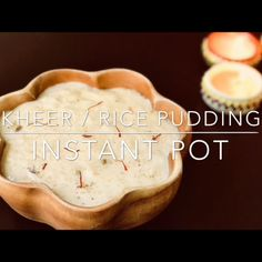 Making Kheer or Rice Pudding in the instant pot is so easy Made with rice and milk infused with saffron cardamom and assorted dried fruits rice milk saffron kheer pudding indian dessert instantpot pressurecooker vegetarian glutenfree Rice Recipes For Dinner, Snack Recipes, Cooking Recipes, Flour Recipes, Paleo Recipes, Smoothie Recipes, Indian Dessert Recipes, Indian Snacks, Indian Foods