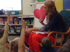 Fabulous First Graders: Wrinkled Heart Lesson