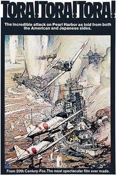 Tora! Tora! Tora! - 1970 - Movie Poster