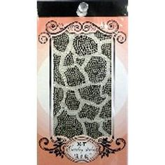Jewellery Stickers - B