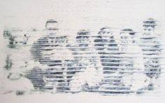 "Saatchi Art Artist David Feyaerts; Printmaking, ""Familie"" #art"