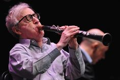 Woody Allen Photos - Actor and musician Woody Allen performs with his New Orleans Jazz Band at Royce Hall, UCLA on December 2011 in Westwood, California. - Woody Allen And His New Orleans Jazz Band Performs At UCLA's Royce Hall Woody Allen, Count Basie, Ben Whishaw, Glenn Miller, Jean Reno, Billie Holiday, Anthony Hopkins, Al Pacino, John Travolta