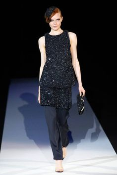 Giorgio Armani Spring 2013 Ready-to-Wear Collection