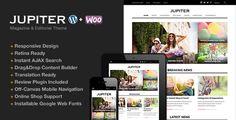 Premium Magazine Style WordPress Themes