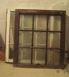Ideas for Old Window Frames thumbnail