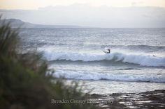Weekend yeeeews - when the surfs pumping. Surf and Ocean art