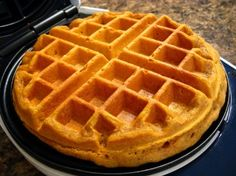 The Ultimate Gluten-free Pumpkin Waffle from Faithfully Gluten Free                                                                                                                                                                                 More