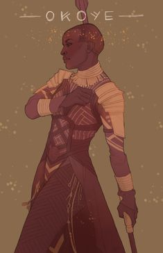 amandarotten: Oh where to begin? Okoye thank you for being the...