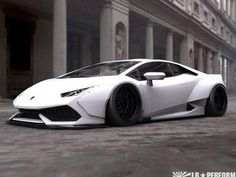 Huracan by Liberty walk LB Performance.  More cars here.