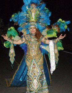 Desfile de Reinas Carnaval PLaya de Ponce 2016