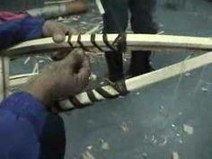 Snowshoe Making 2