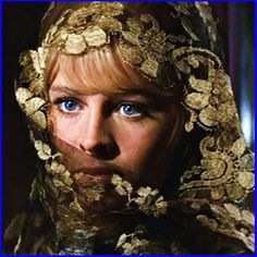 Julie Christie starred in Don't Look Now and Dr Zhivago.