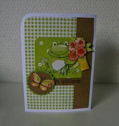 Kikker Get Well Cards, Lunch Box, Design, Bento Box