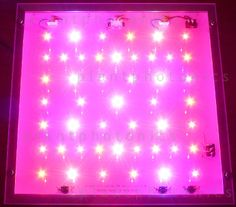 90 Watt LED Grow Light, Plantphotonics, Best LED Grow Lights