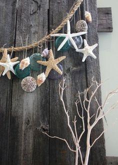 Leuke strand-decoratie
