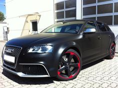 Aud RS 3