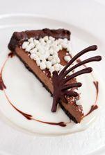 Garnish with Chocolate