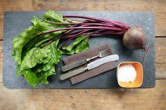 Try This Ukrainian Take on Stuffed Cabbage (Stuffed Beet Leaf Rolls)
