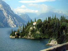 Lac de Garde, Italie
