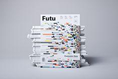 Futu Magazine 03-04 on Behance