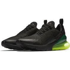 e25262e2fe7 Giày NIKE Mens Air Max 270 -Neon Green Black Volt - Size 8 US AH8050-011
