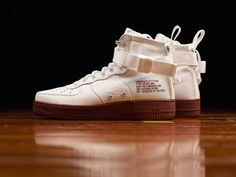 The Nike Special Field Air Force 1 Mid Mars Stone Arrives At Retailers This Weekend