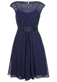 LORI - Cocktailkleid / festliches Kleid - blau