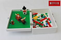 I love this! ETC aren't into little Legos yet, but someday!