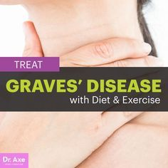 Diet Plans - Graves' disease is one of the most common autoimmune disorders. Try these 7 natural treatments to help manage Graves' disease symptoms. Graves Disease Symptoms, Thyroid Disease, Thyroid Health, Thyroid Diet, Thyroid Issues, Lyme Disease, Health Foods, Health Tips, Mental Health