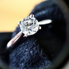 She Said Yes! Solitaire Engagement, Classic, Jewelry, Derby, Jewlery, Jewerly, Schmuck, Jewels, Classic Books
