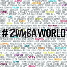 #ZumbaWorld