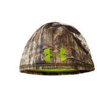 97fee07867d Under Armour® Men s Deadcalm Scent Control Camo Beanie Hunting Clothes