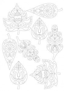Ősz White Things white collar jobs near me Pattern Coloring Pages, Coloring Book Pages, Coloring Sheets, Coloring Pages For Kids, Autumn Crafts, Autumn Art, Fall Art Projects, Autumn Activities For Kids, Hungarian Embroidery