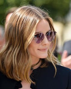 Olivia Palermo At Paris Haute Couture Fashion Week