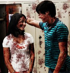High School Musical Zombies! #horror #halloween