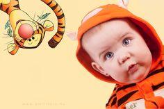 Winnie-the-Pooh - tigger costume - www.hu photo by Krisztina Mate