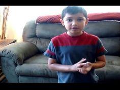 Criança Índigo de 8 anos explica as energias das pedras ! - YouTube
