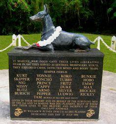 doberman war dog memorial | war dog memorial for yogi and other dogs at lincoln park - Sculptor ...