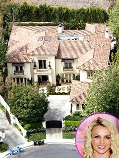 Britney Spears home in L.A.