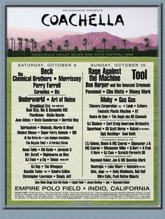 Coachella 1999