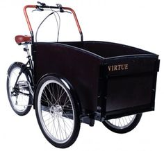 Virtue Bike: A truck, a bus and a box for 2014