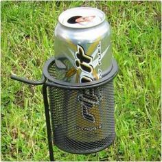 How To Make a Back Yard Drink Caddy