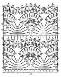 Идея по апсайклингу кофточки | Аmazing Ideas Gallery | Яндекс Дзен Crochet Shawl Diagram, Crochet Stitches Chart, Crochet Flowers, Crochet Lace, Stitch Patterns, Crochet Patterns, Crochet Girls, Crochet Instructions, Crochet Blouse