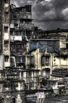 Calcutta Reality - I still see it through my rose coloured spectacles.