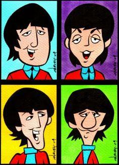 The Beatles Cartoons