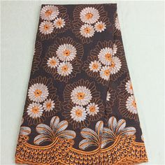 African Embroidery Lace Fabric LKLACE4262-10  https://www.lacekingdom.com/      #embroiderylace