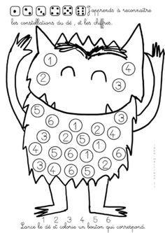 A partir d'Albums Archives - Monster Activities, Learning Activities, Preschool Activities, Emotions Preschool, Preschool Learning, Teaching, Les Sentiments, Preschool Printables, Tot School