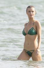 Joanna Krupa pictured in bikini as she enjoy paddleboarding on the beach in Miami http://celebs-life.com/joanna-krupa-pictured-bikini-enjoy-paddleboarding-beach-miami/  #joannakrupa